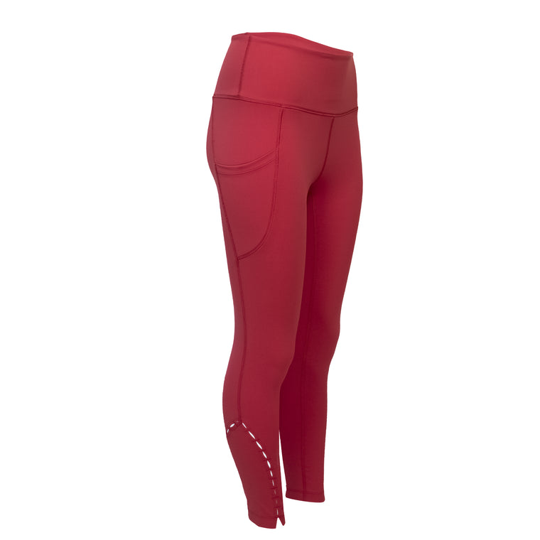 Stay Cool Leggings Red