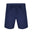 navy blue linen shorts