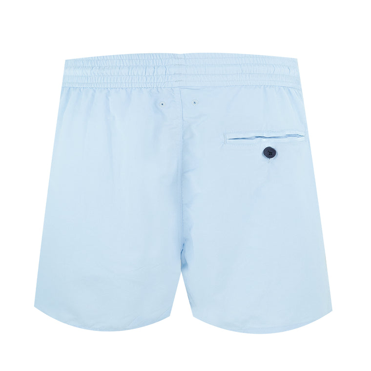 Baby Blue Swim Trunks Size Guide