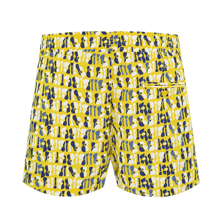 Mens Designer Swim Shorts Size Guide