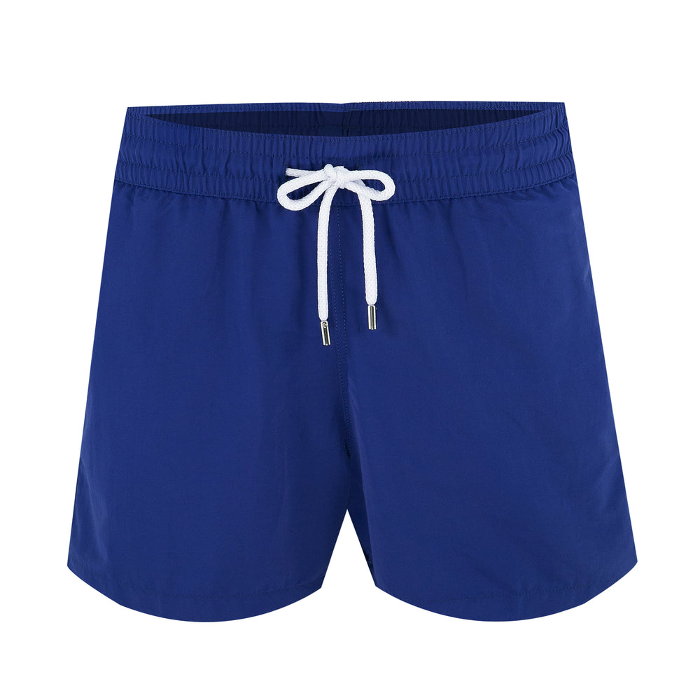mens navy swim trunks | luxury swim trunks