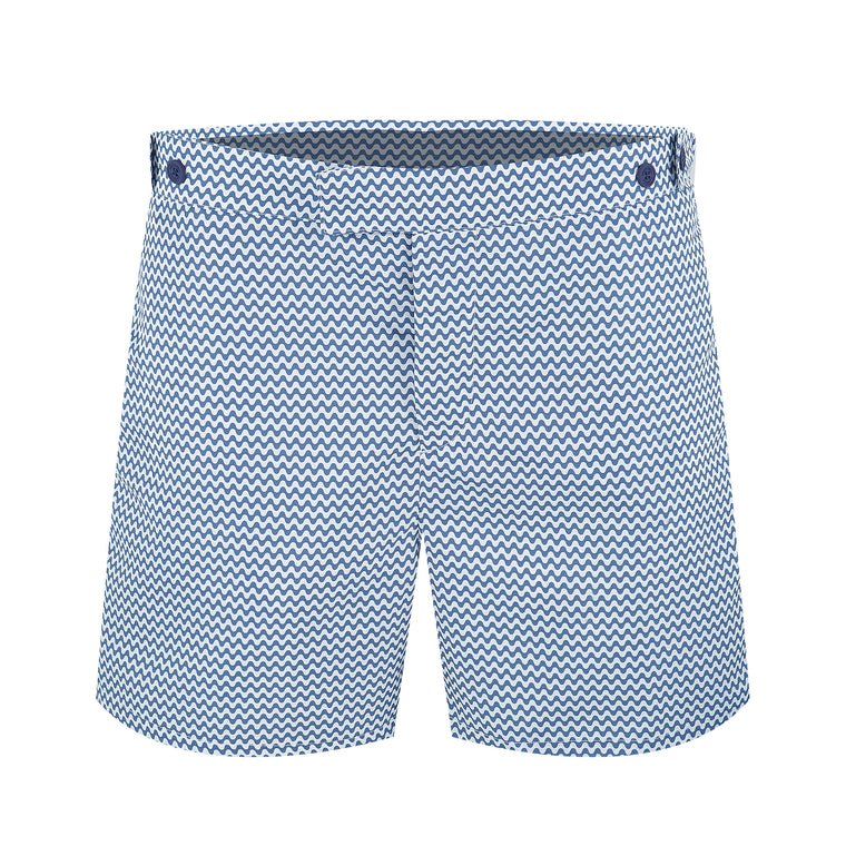 Mens Tailored Swim Trunks