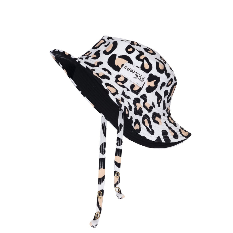 Daisy Swim Hat Safari Leopard