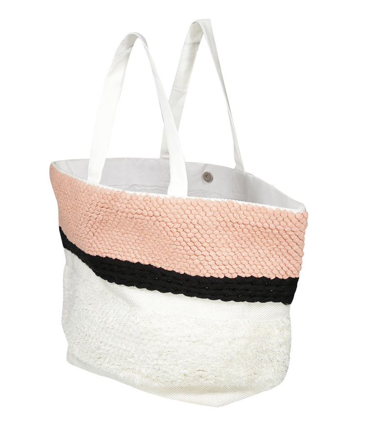 large cotton beach bag by SD Select