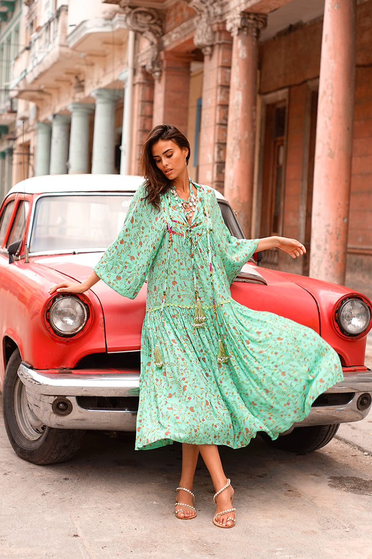 Robe Dress Havana Tu Aqua