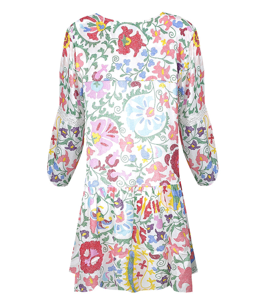 Robe Dress Manuela Multi