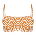 Rhythm Zambia Bandeau Top Ginger
