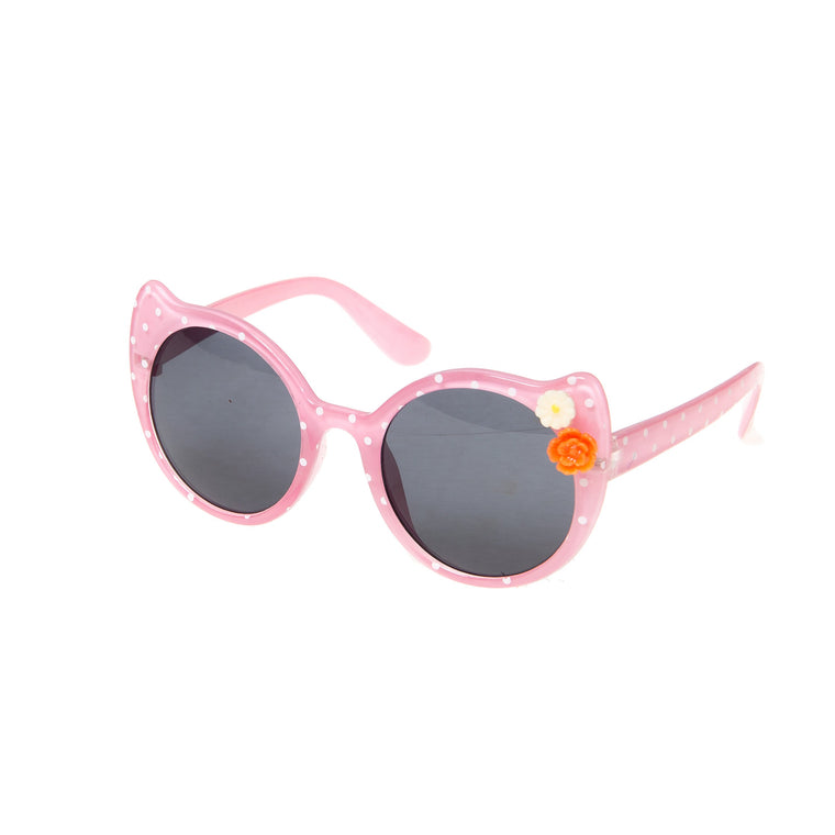 Rockahula Spotty Cat Sunglasses Pink