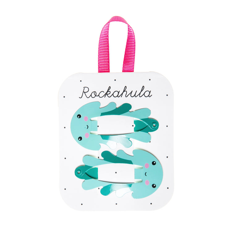 Rockahula Jellyfish Snap Clips