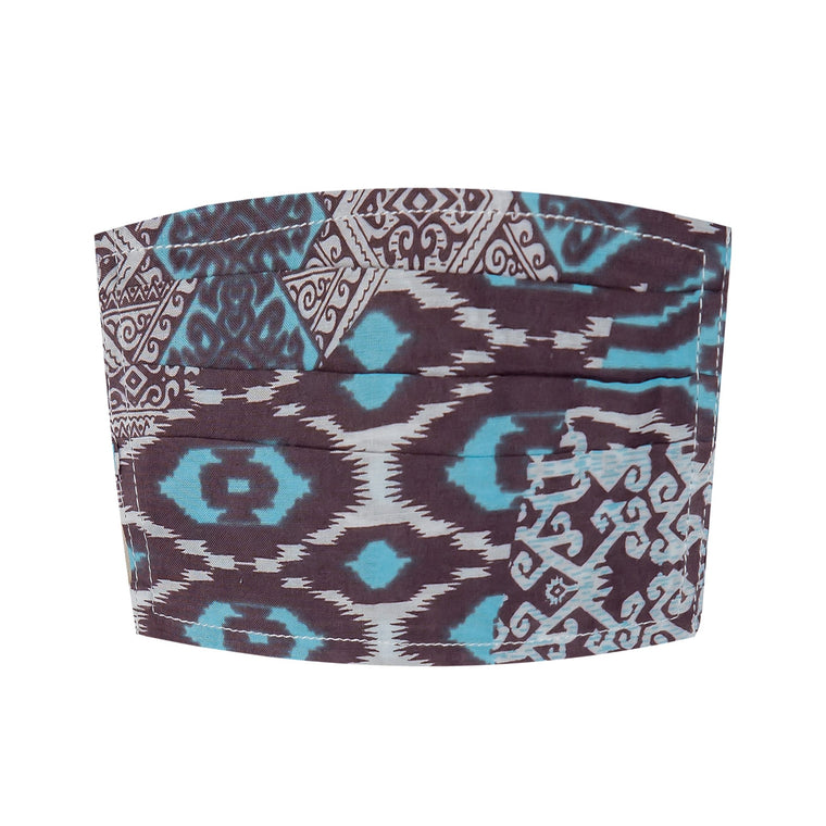 Face Mask Adult Tribal Print