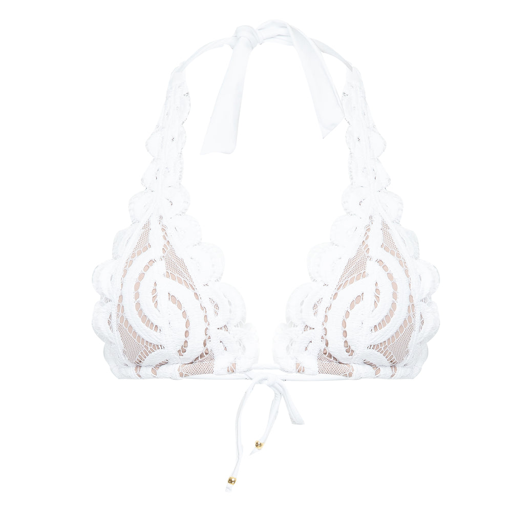 Lace Halter Water Lily