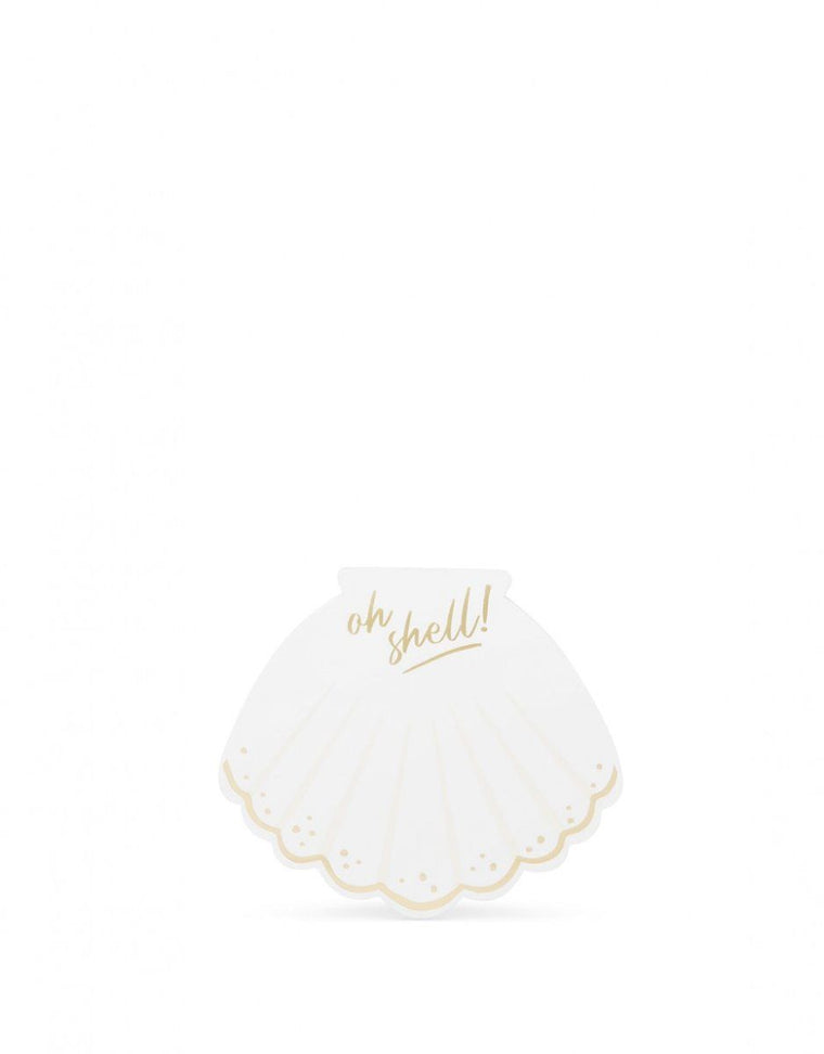 Spartina Notepad Oh Shell