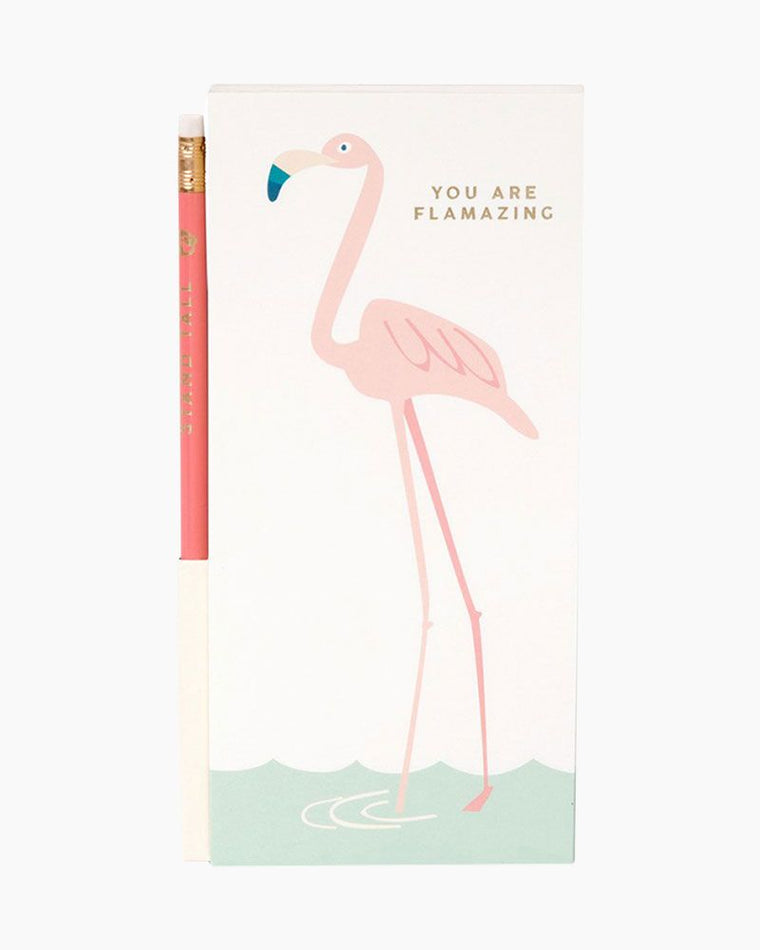 Spartina 449 Flamingo Shopping List Pad