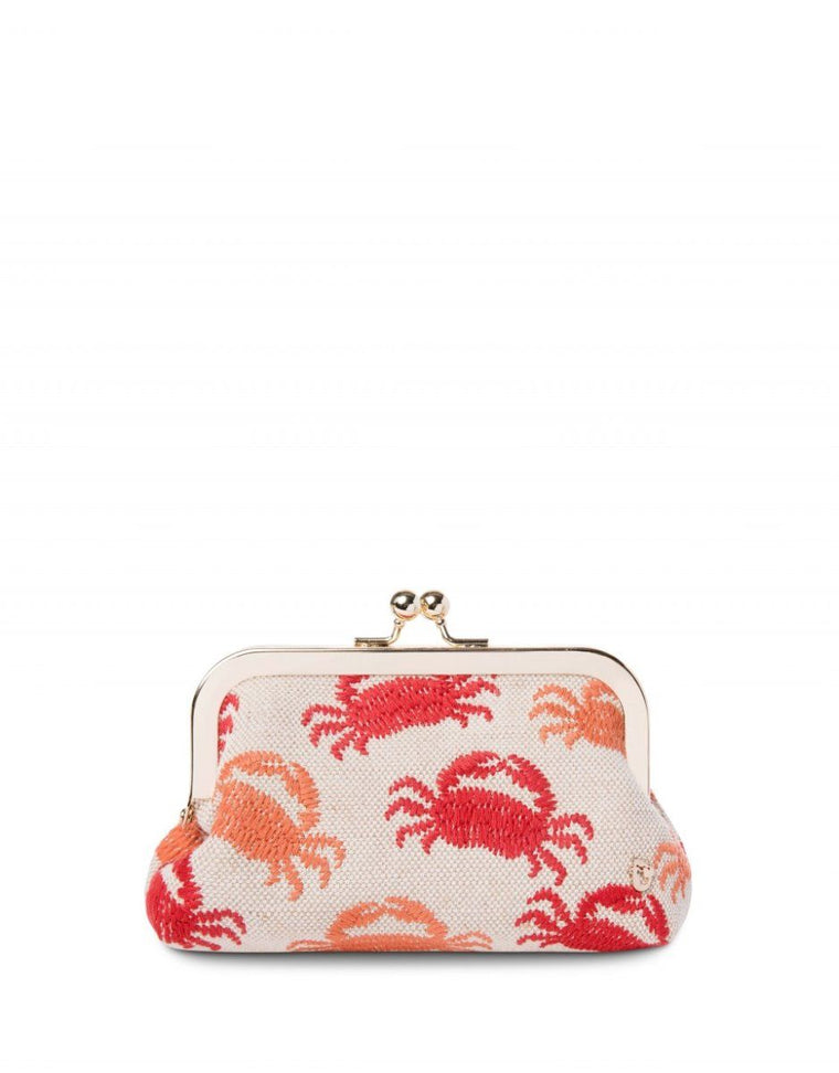 Spartina Cordelia Coin Purse Crab