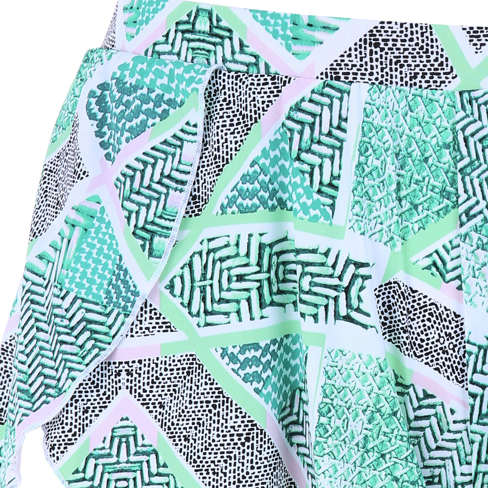 Sunseeker Geometric Tribe Beach Short