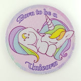 Unicorn Coasters Assorted