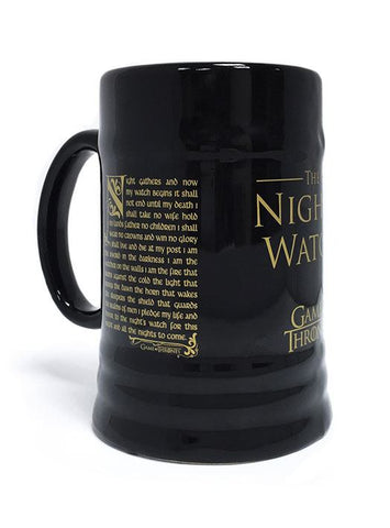 Night's Watch Oath Stein