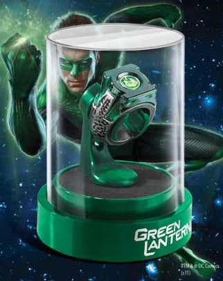 Hal Jordan´s Ring Replica