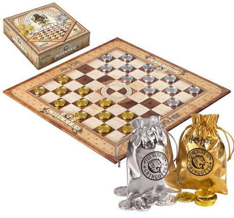 Harry Potter Gringotts Checkers Boardgame