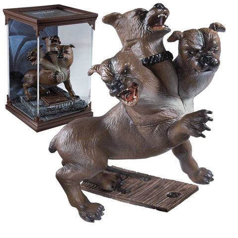 Fluffy Magical Creatures Statue Harry Potter