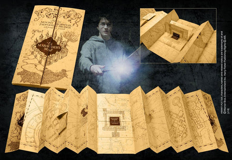 Marauder´s Map Replica