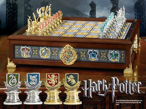 Hogwarts Houses Quidditch Chess Harry Potter