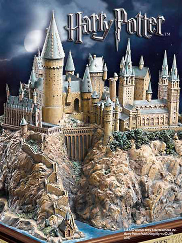 Hogwarts Diorama Harry Potter