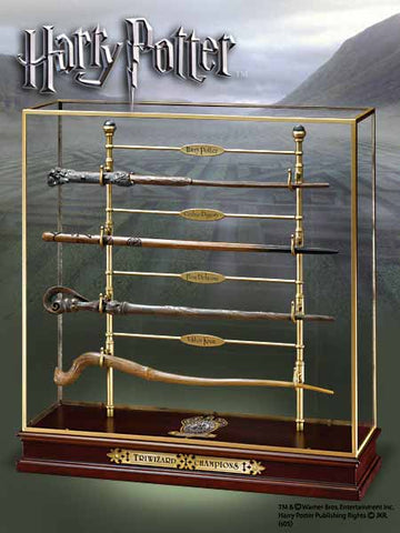 Triwizard Champions Wand Set Harry Potter