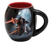 Kylo Ren Barrel Cup