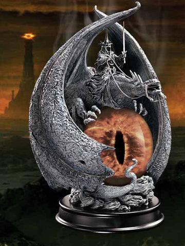 The Fury of the Witch King Statue Lord of the Rings Statue