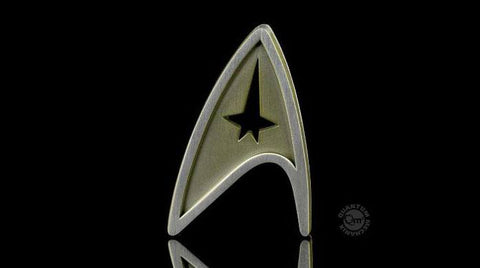 Starfleet Command Division Magnetic Badge Replica