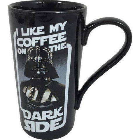 Dark Side Latte-Macchiato Mug