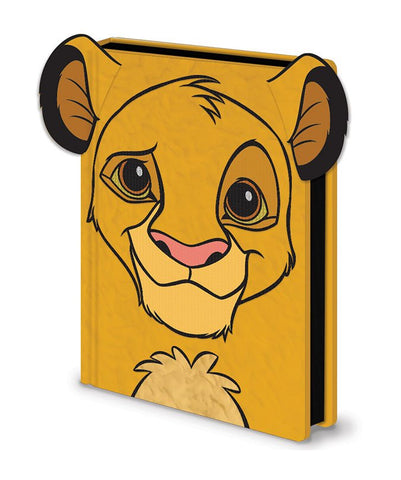 Simba Furry Premium A5 Notebook