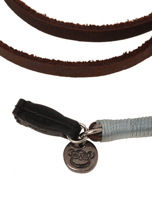 Glasses Straps Leather | Sajú - The Monkey Store