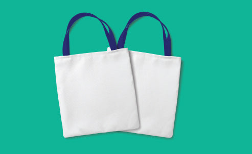 Save the planet with ecofriendly non-plastic shopping bags