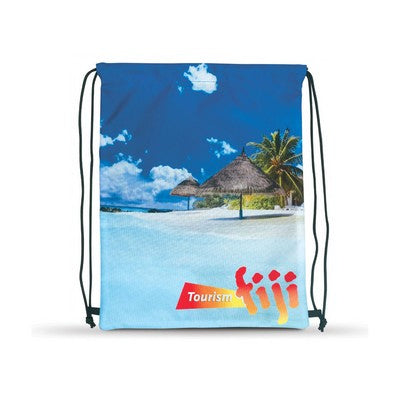Drawstring Backpack - Full Colour