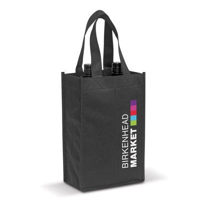 Wine Tote Bag - Double