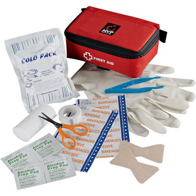 Stay Safe Portable First Aid Kit