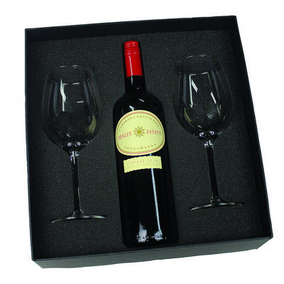 Wine Gift Box - Black