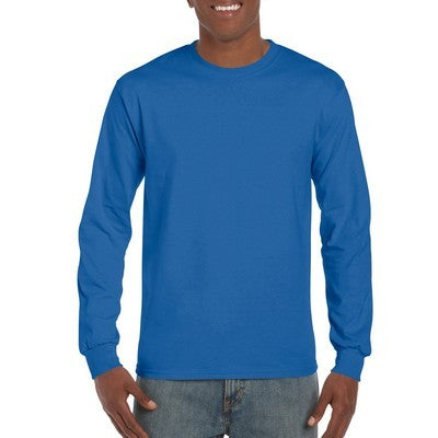 Gildan Ultra Cotton Adult Long Sleeve T-Shirt Colours