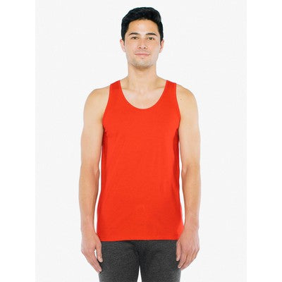 American Apparel Unisex Fine Jersey Tank Top Colour