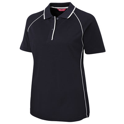JBs Ladies Raglan Polo