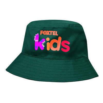 Poly Twill Infants Bucket Hat