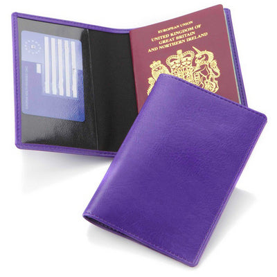 Economy Passport Wallet