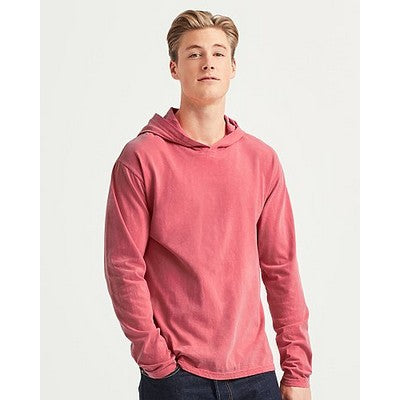 Comfort Colours Adult Heavyweight RS Longsleeve Tee w. Hood
