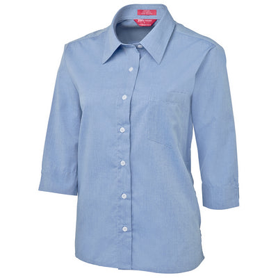 JbS Ladies Original 3/4 Fine Chambray Shirt