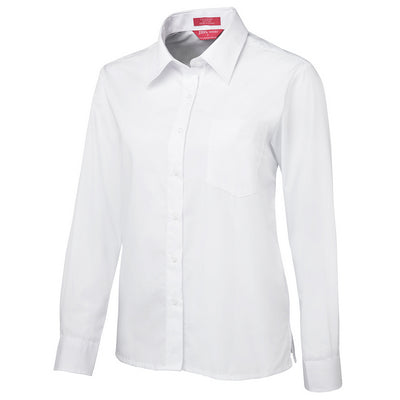 JBs Ladies L/S Original Poplin Shirt