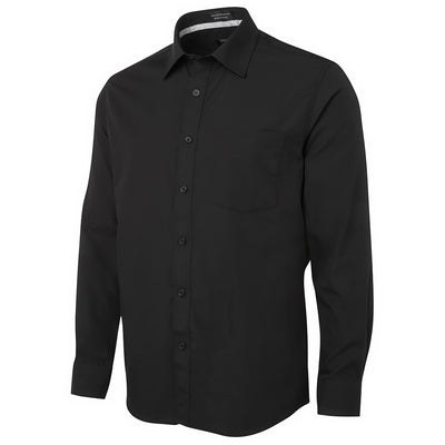 JBs L/S Contrast Placket Shirt