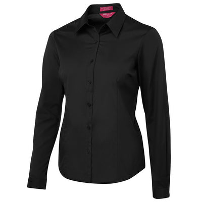 JBs Ladies Urban L/S Poplin Shirt
