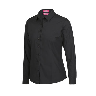 JBs Ladies Classic L/S Poplin Shirt